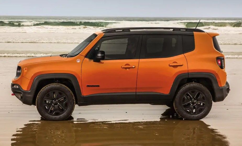 2020 Jeep Renegade Hybrid Review Release Date Redesign Cost