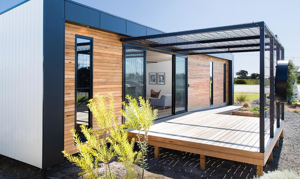 The New Joneses Get Ready To Live It Up In A Cutting Edge Ecoliv Solar Home With Australia Inhabitat Green Design
