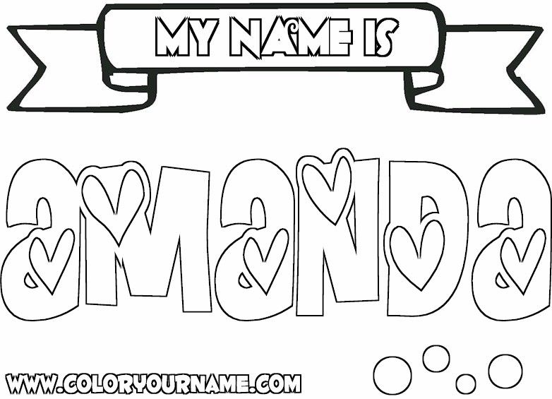 Coloring Pages Of Names In Bubble Letters Bubble Letters Coloring Pages Card Templates Printable