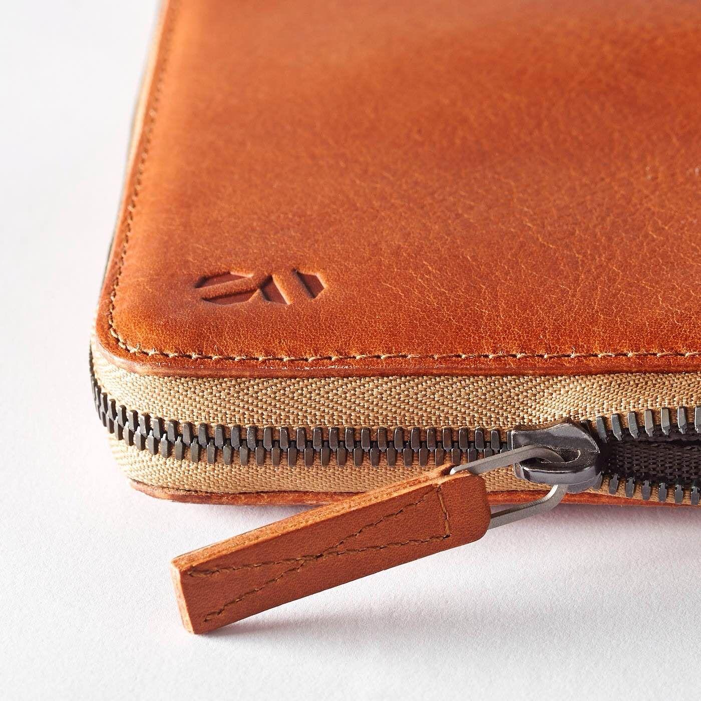 octovoleatherfolioformacbook2 Leather, Zip around