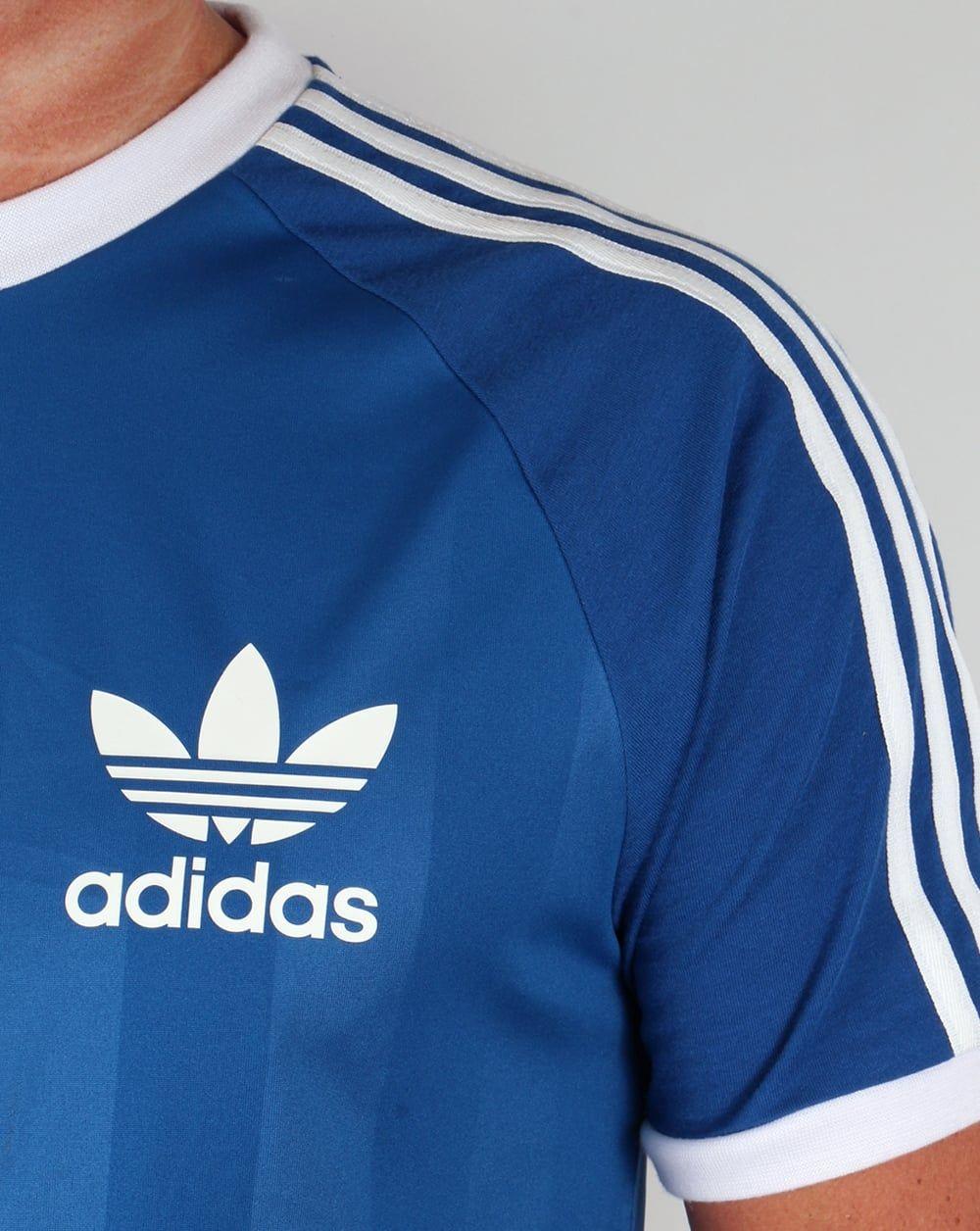 ligero Más bien Sustancialmente  Adidas Retro Old Skool Ringer T-shirt Royal Blue, football, California |  Camisetas, Estilo, Parecia