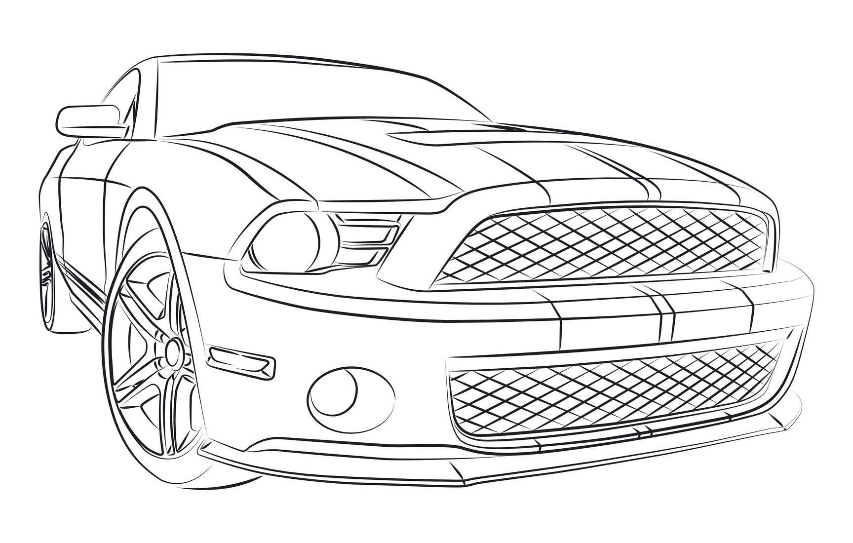 how to draw a car - Google Search | places to go | Pinterest