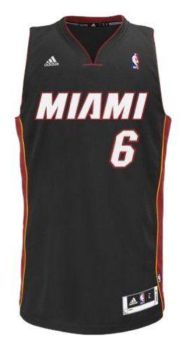 f3cd7fffa048 NBA Miami Heat LeBron James Swingman Jersey