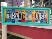 Beach House sign beach theme gift coastal decor light house housewarming gift gift for M Beach House sign beach theme gift coastal decor light house housewarming gift gif...