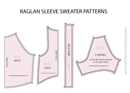 Free Dog Clothes Patterns: Dog Sweater Patterns | Wookie | Pinterest ...
