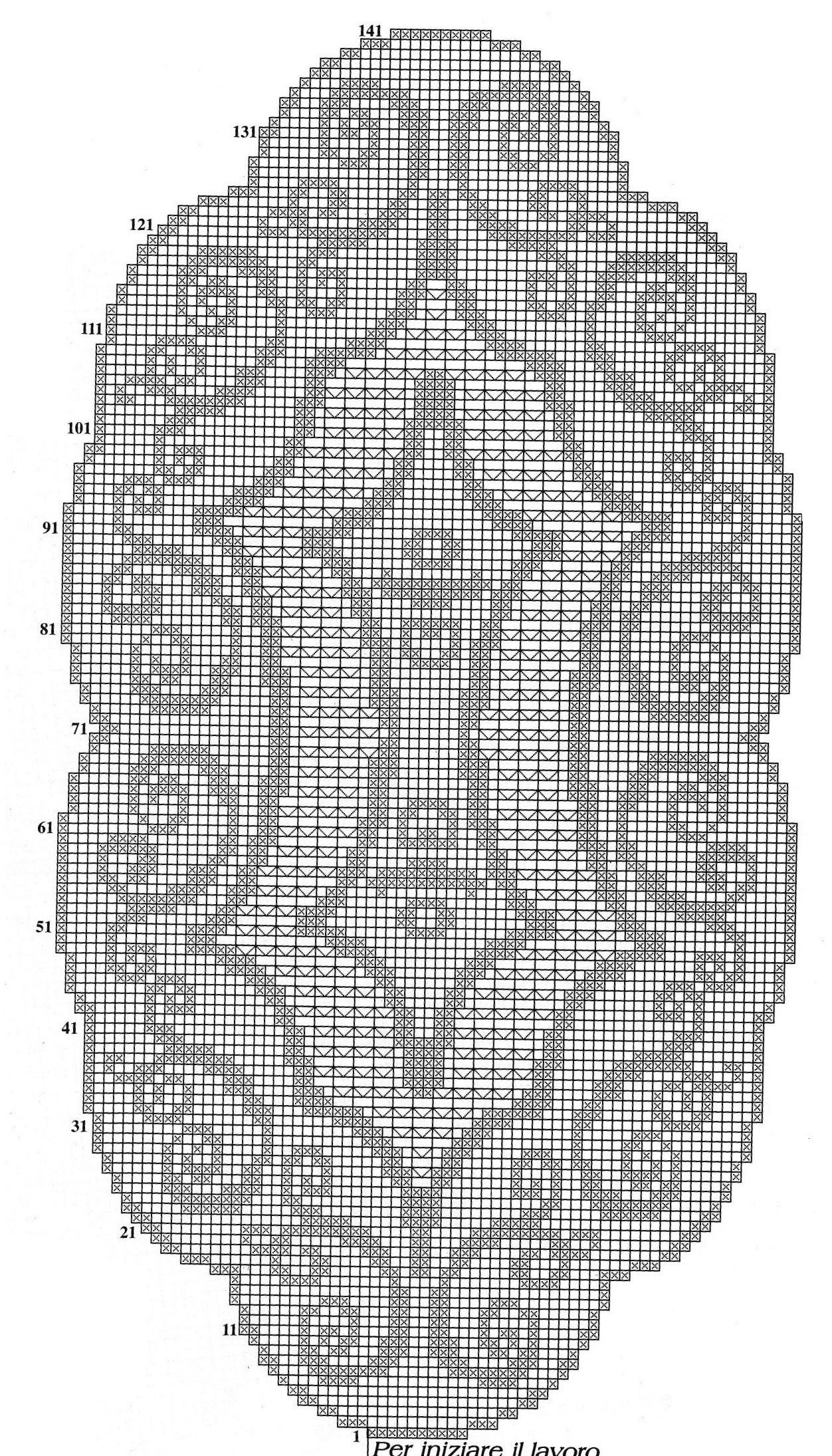 filet crochet patterns | Denenecek projeler | Pinterest | Caminos de ...
