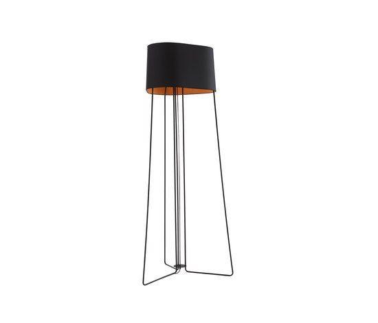 Trinitas floor lamp general lighting from ligne roset architonic