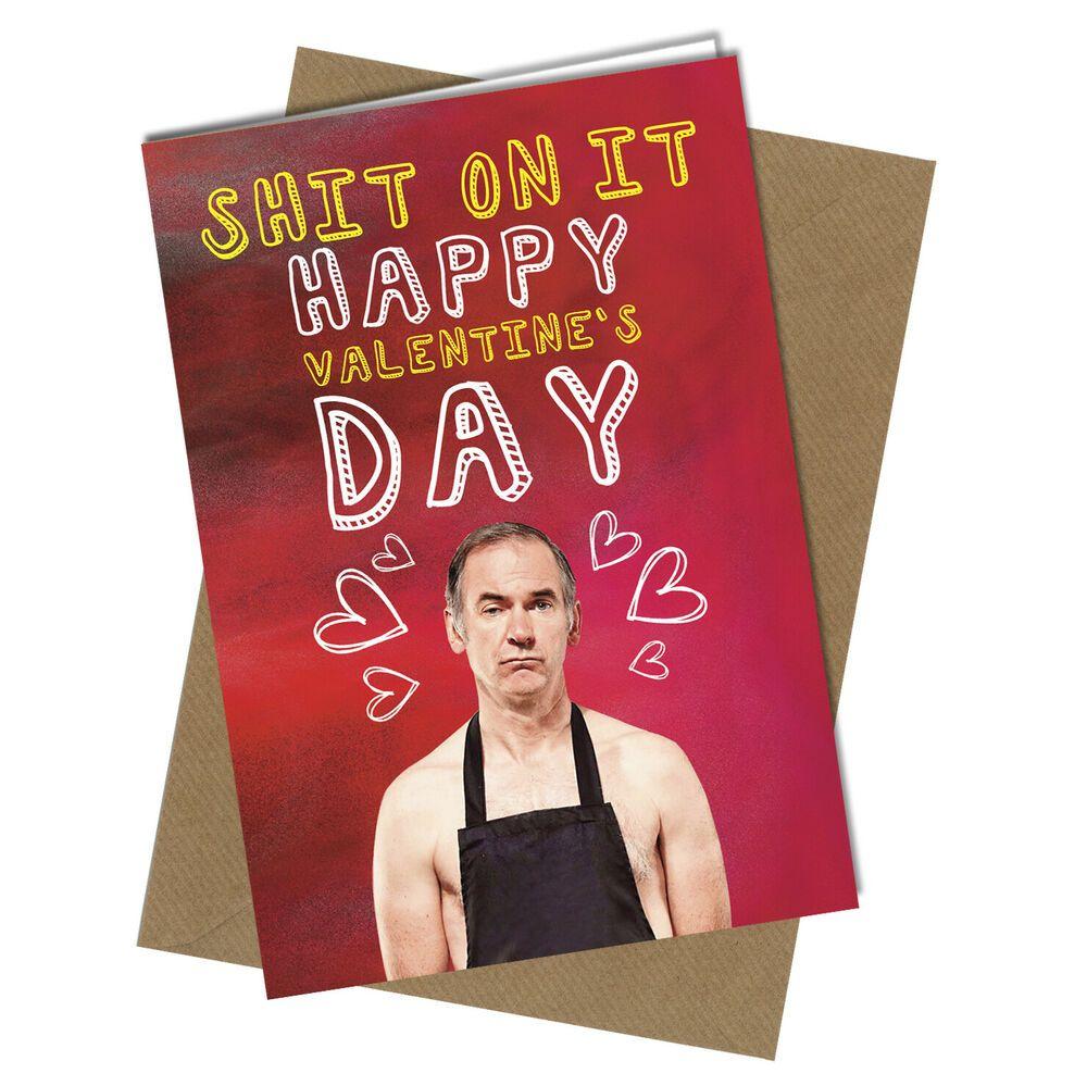 #917 VALENTINE CARD Friday Night Dinner Rude Funny Cheeky Greeting Card  | eBay