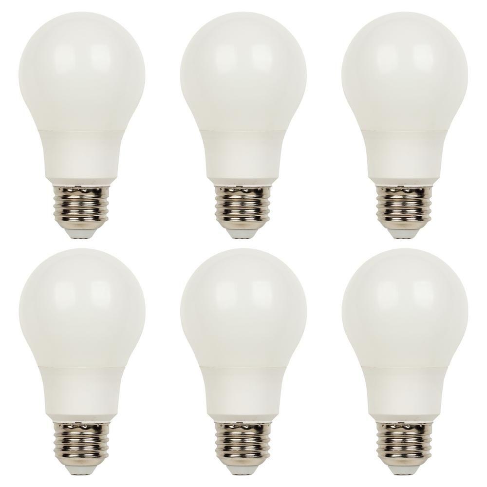 40 Watt Equivalent Omni A19 Dimmable Energy Star Led Light Bulb