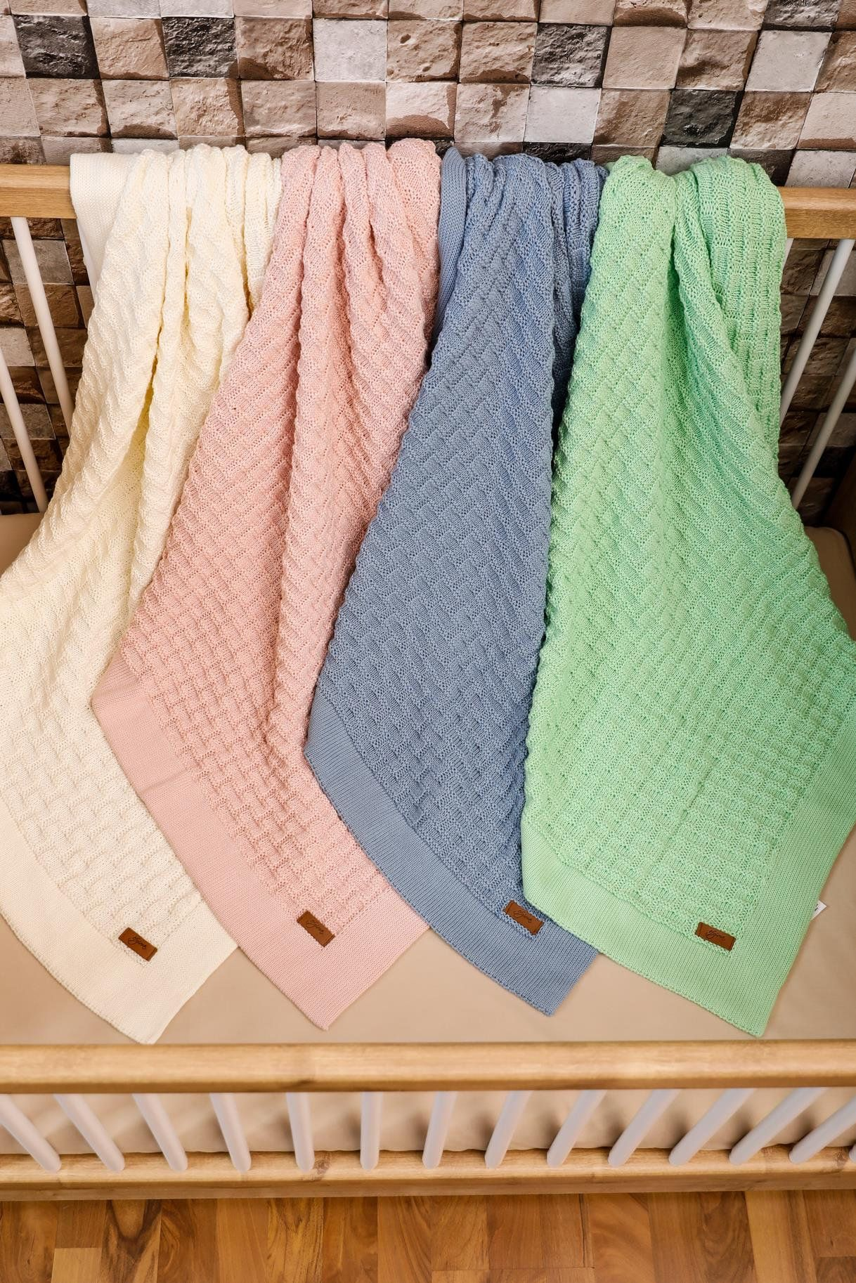 Baby Blanket 100 Cotton For Baby 90x90cm Cotton Baby Blankets Baby Blanket Warm Throw Blanket