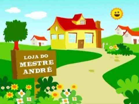 ▶ Loja do Mestre André (@Jardim de Infância 2) - YouTube
