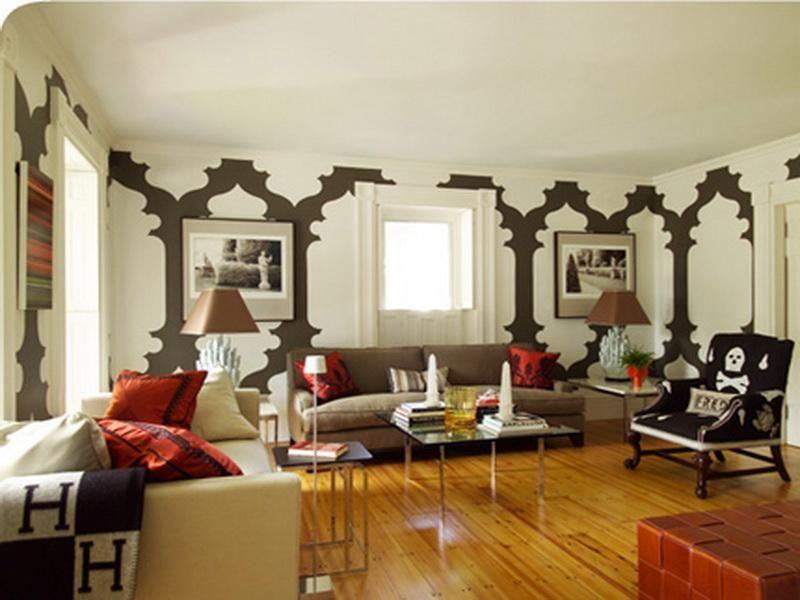 Große Wand Dekor Ideen Für Wohnzimmer #dekor #ideen #wohnzimmer