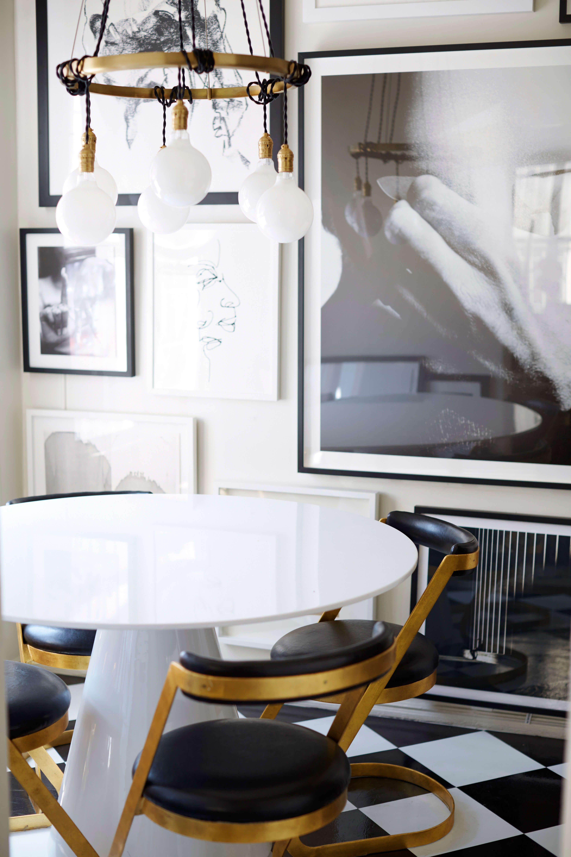 Bradyus living room reveal gallery walls pinterest living