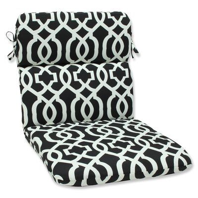 Pillow Perfect New Geo Indoor Outdoor Chair Cushion Products
