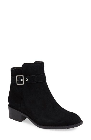 Cole Haan 'Indiana' Waterproof Suede Boot (Women)