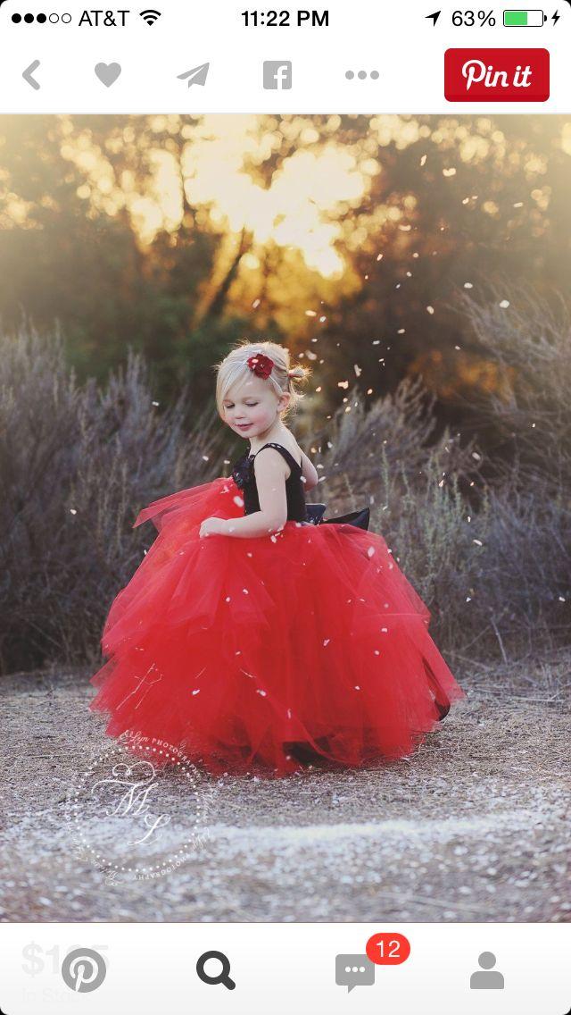 Love this flower girl tutu dress