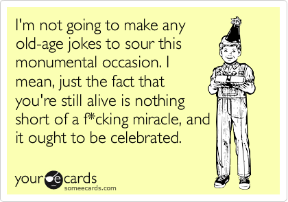 Memes For Funny Old Man Birthday Jokes – Birthday Card Jokes