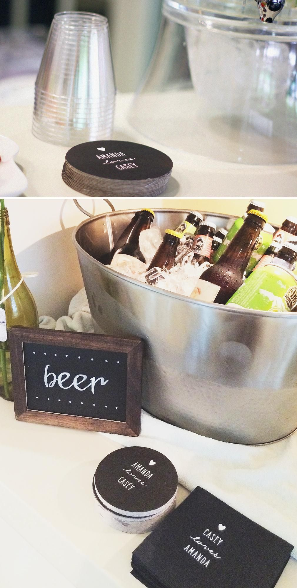 Hosting A Themed Wedding Shower Wine & Cheese