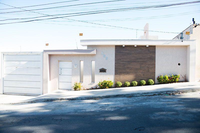 Muro com detalhes em ceramica pesquisa google fachada - Ceramica para fachadas casas ...