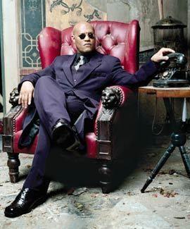 Morpheus Movie Chairs Matrix Film Chair