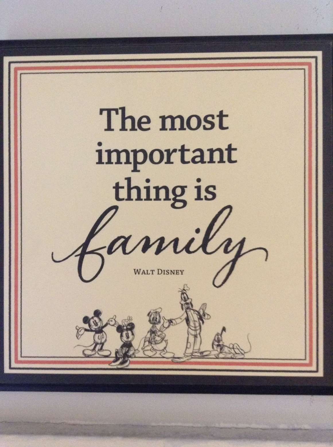 Cute Disney Quotes About Family