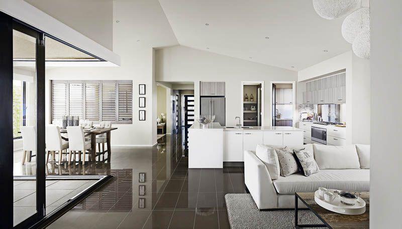 Open Plan Living Designs Ideas Metricon