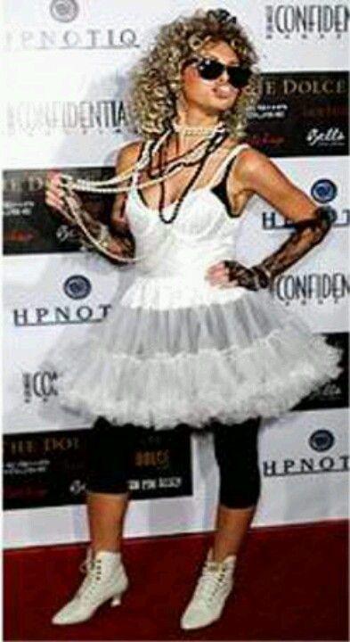 80s madonna Halloween Fashion Pinterest Madonna - madonna halloween costume ideas