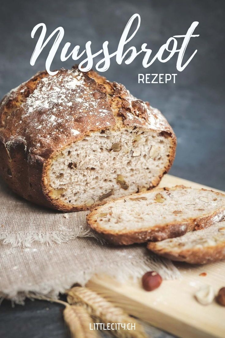 Photo of Favorite: The best nut bread recipe