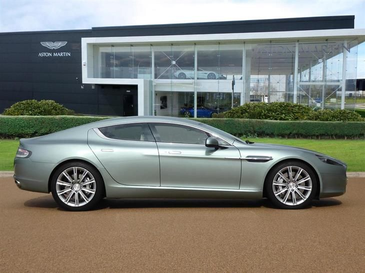 Used 2010 Aston Martin Rapide V12 Touchtronic 4dr For Sale In North East Pistonheads Aston Martin Rapide Aston Martin Aston