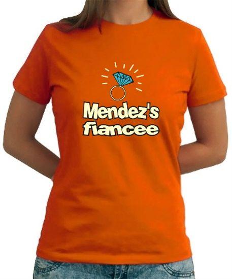 Polo Mendez's Fiancee