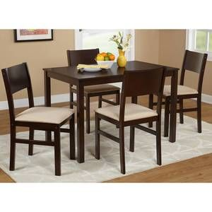 Pinlisipieces  A Lot Of Shopping And Big Savings On Amazing Black And Brown Dining Room Sets Decorating Design