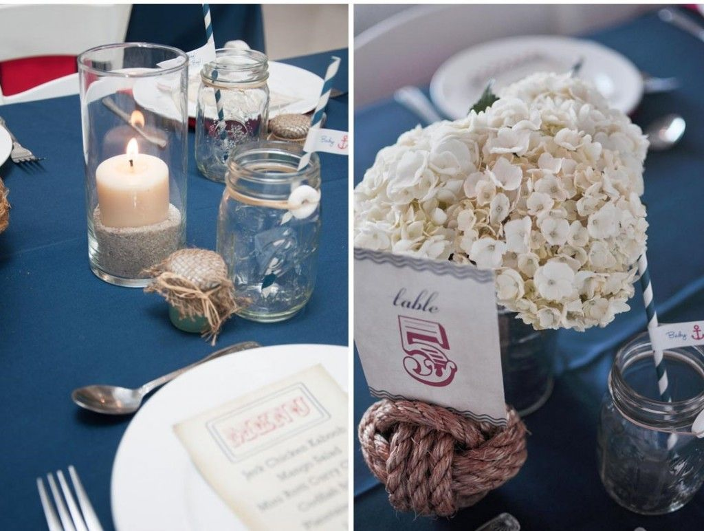 Ahoy Itu0027s A Boy, Nautical Themed Baby Shower Created By Elleu0027s Couture  Events Via Www