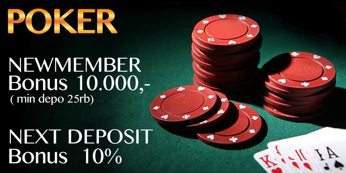 poker online indonesia terpercaya 2020