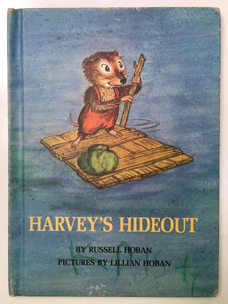Image result for harvey's hideout about