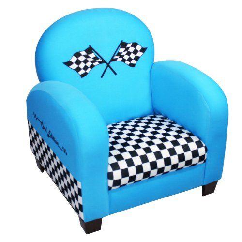 Incredible Newco Kids Racing Car Chair Blue Jax Room Car Chair Alphanode Cool Chair Designs And Ideas Alphanodeonline