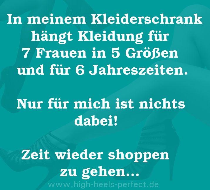 Shoppen witze spr che zitate pinterest witze - Pinterest witze ...