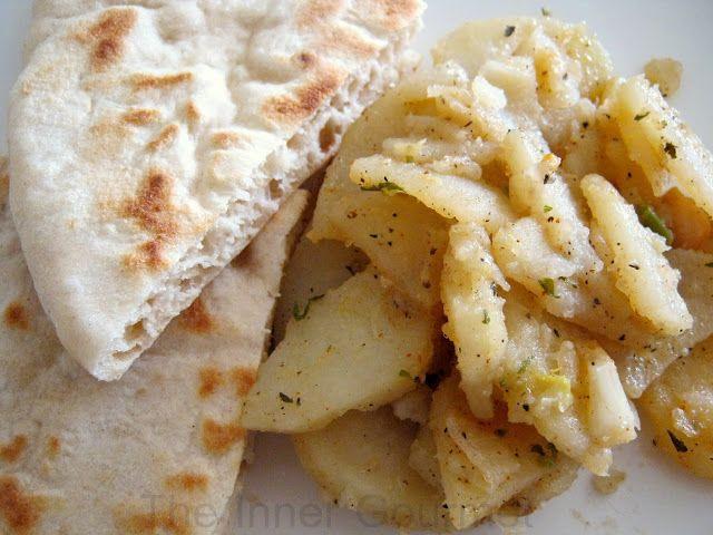 A Guyanese Flatbread: Sada Roti | Recipe | Roti, Flatbread ...