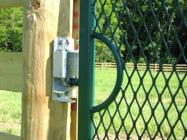 Horse Fence Gate Latch Backyard Fences Front Yard Fence Farm Fence