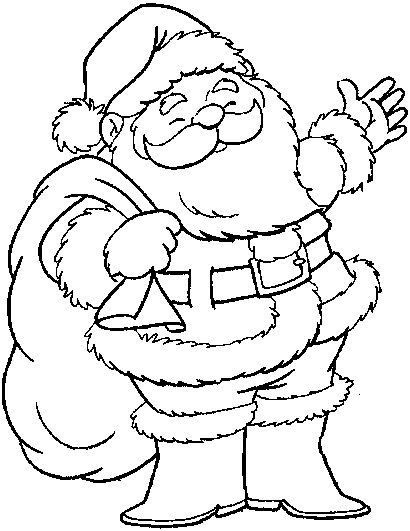 ausmalbilder malvorlagen weihnachten – Ausmalbilder für kinder ...
