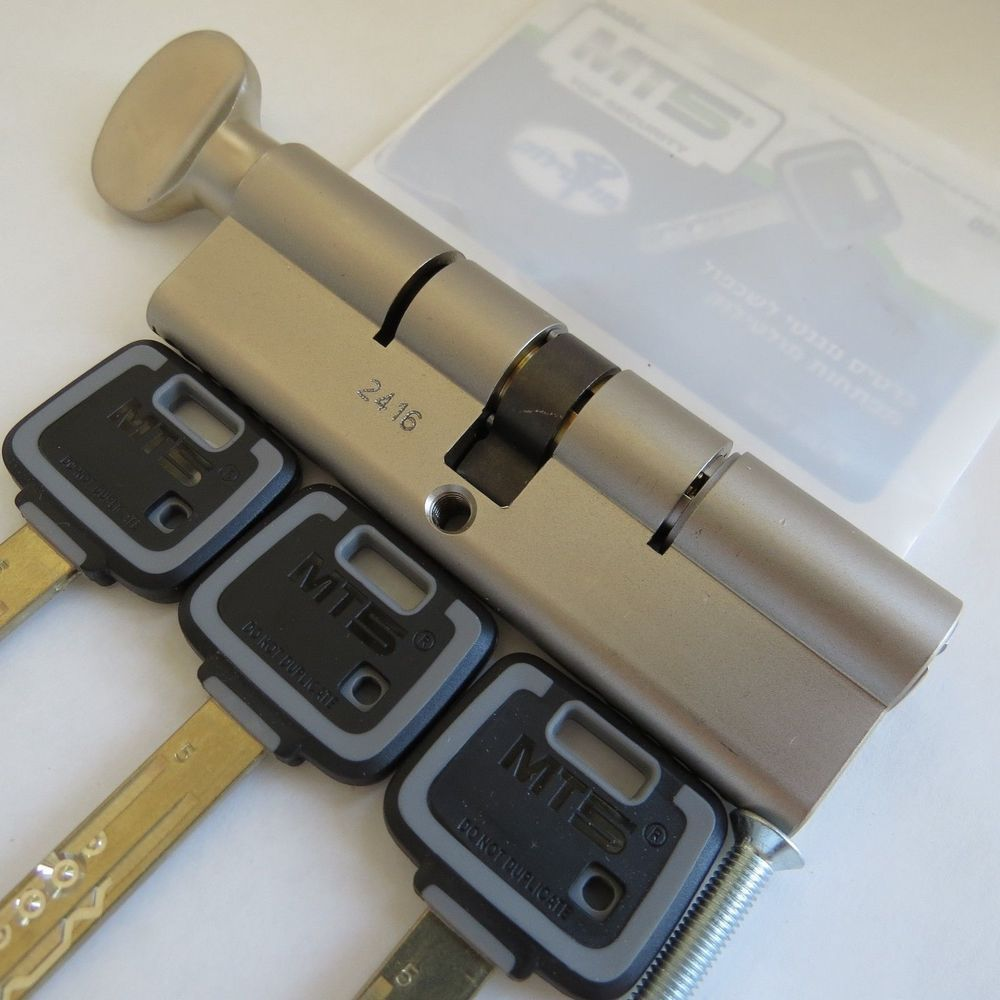 Mt5 Mul T Lock Cylinder High Security 110mm 55 55 Mm Euro Profile