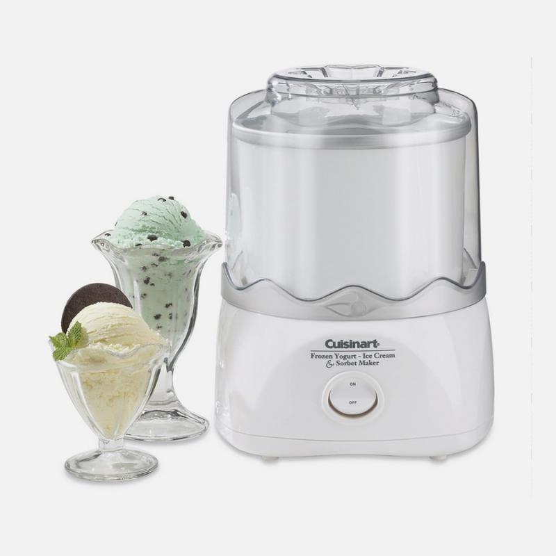 Cuisinart Ice Cream Yogurt Makers Manuals And Product Help Cuisinart Com In 2020 Cuisinart Ice Cream Ice Cream Maker Cuisinart Ice Cream Maker