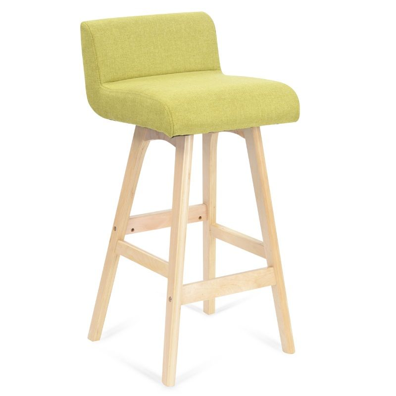 Wood Simple Bar Stool Vintage European Front Desk Chair Free Shipping Bar Stools Bar Furniture Stool