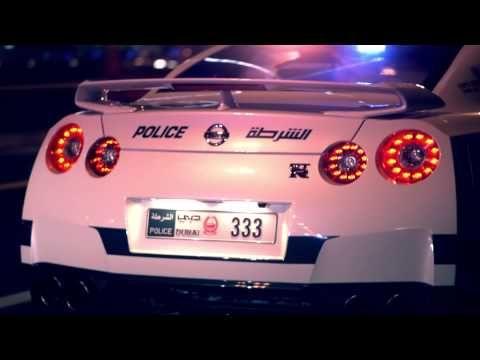 """Es conocido que la Policía de Dubai, en los Emiratos Árabes, se esfuerza por tener los autos más veloces del mundo en su flota. Para demostrarlo, los funcionarios de seguridad publicaron un video en Youtube al mejor estilo """"Rápido y Furioso"""", donde hacen ostentación de sus poderosas máquinas."""