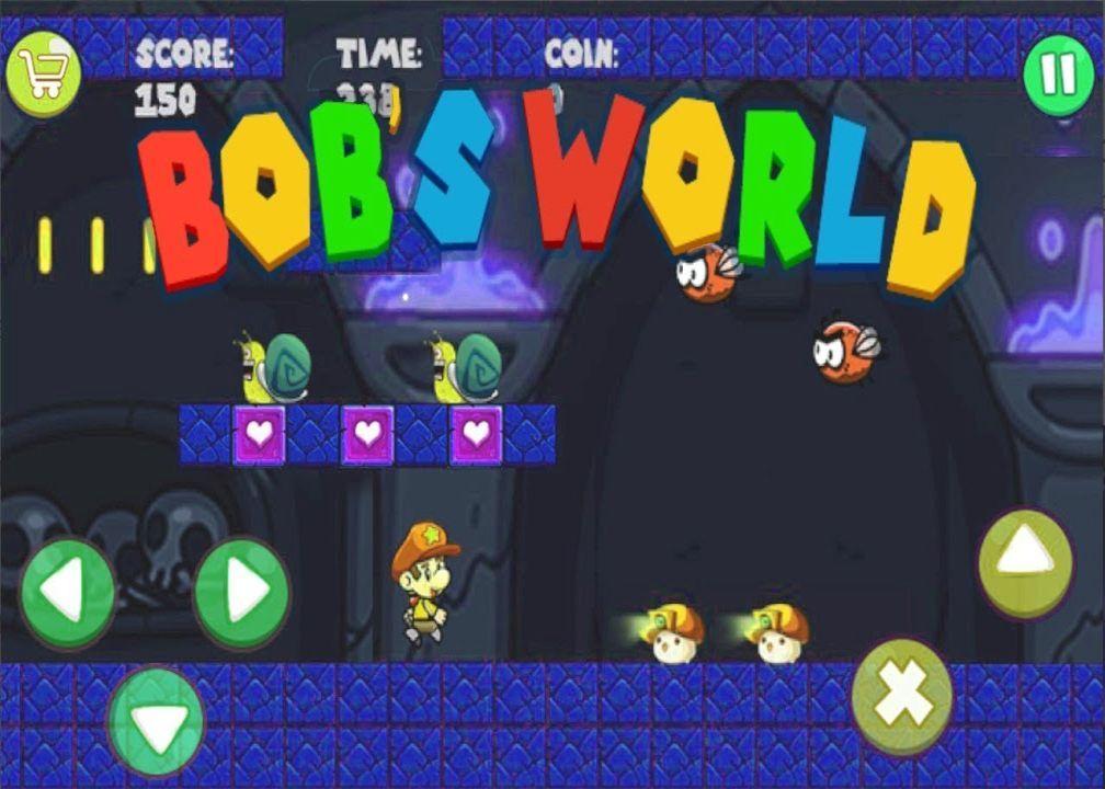 Bob S World Super Adventure Vip Mod Download Apk Super