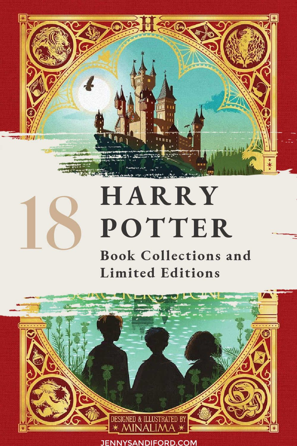 The 18 Best Harry Potter Book Collections and Limited
