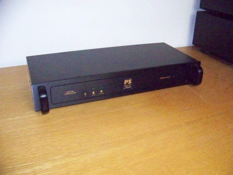 PS Audio Digital Link DAC (have)