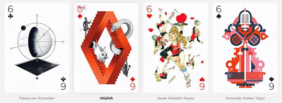 Playingarts via Art design, Graphic, Art