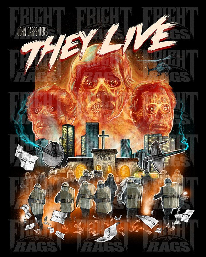 They Live V3