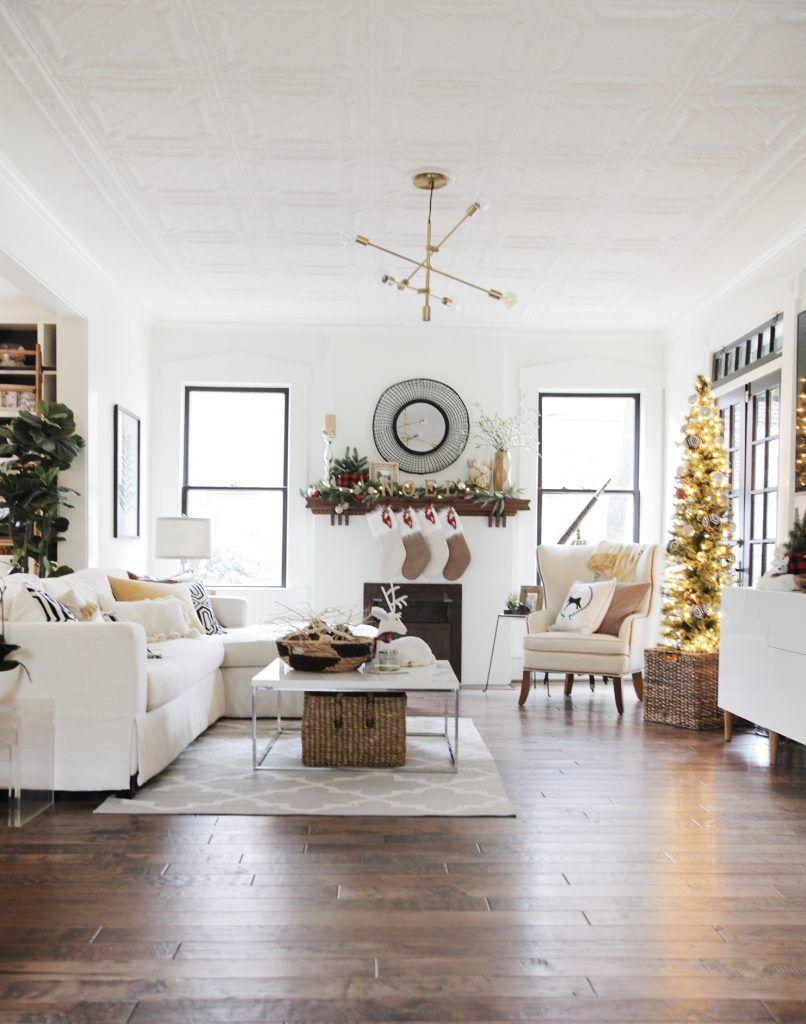 Summer Home Tour | Shaw floors, Home, Christmas home
