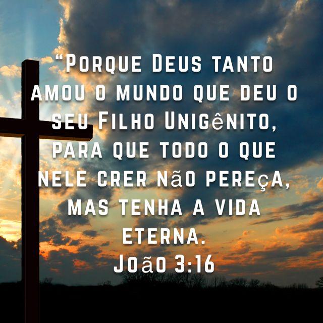 João 3:16john John 3:16